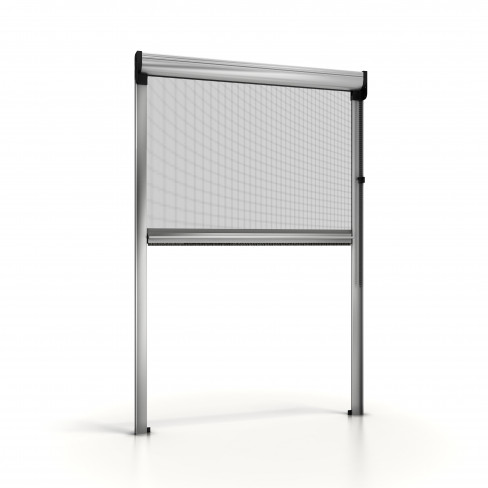 Roll up insect screen with chain for windows and doors for Roll up insect screens for windows