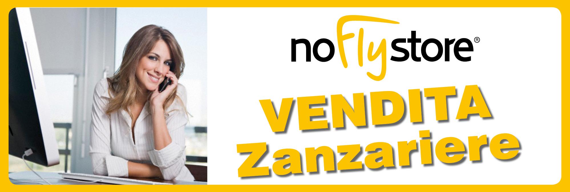 Vendita Zanzariere online - NoFlyStore
