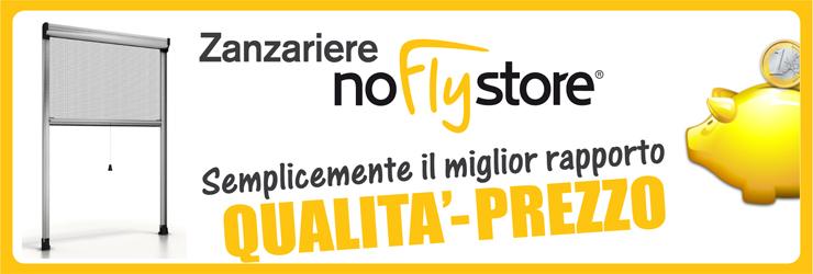 Le zanzariere Scorrevoli - NoFlyStore