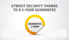 Guarantees on purchases of Insect Screens