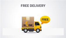 With NoFlyStore delivery of your insect screens is free!